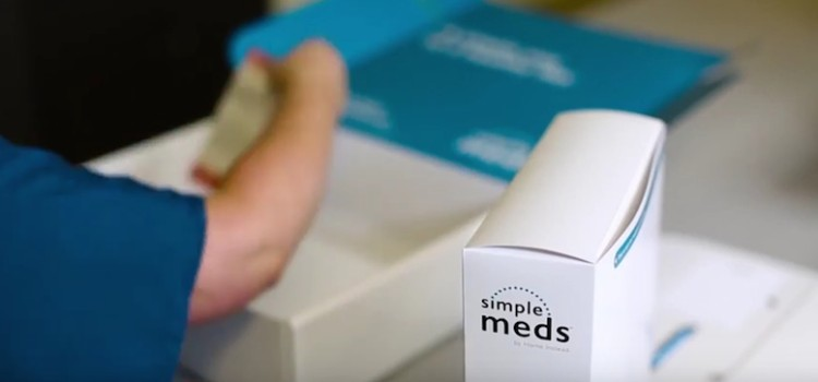 Simple Meds aims to simplify Rx
