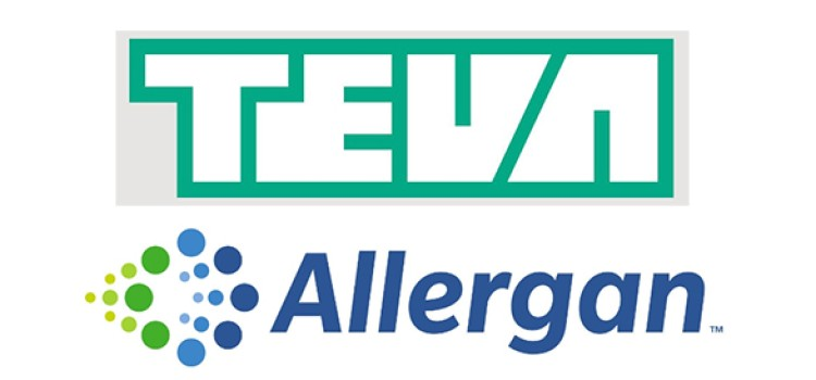 Teva, Allergan complete $39 billion generics deal