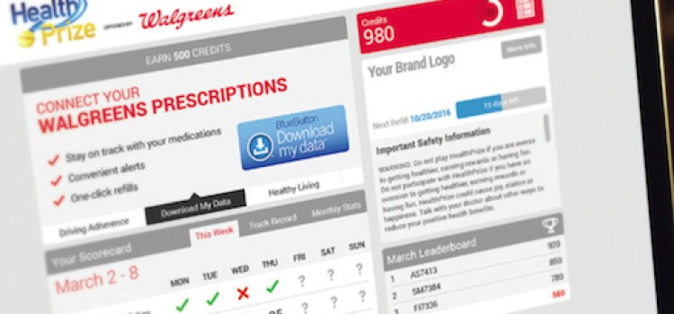 Walgreens uses digital motivation to spur adherence