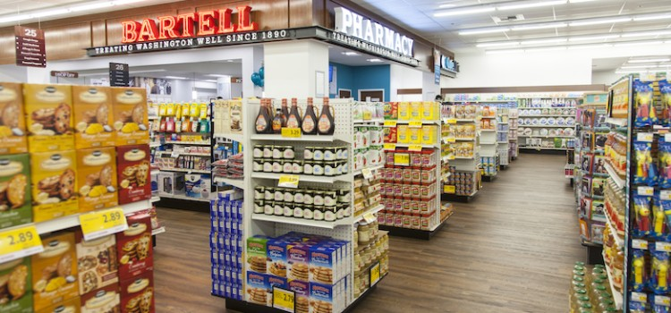Bartell continues to hone stores