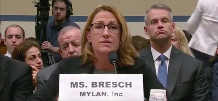 Video: Mylan CEO testifies at EpiPen hearing