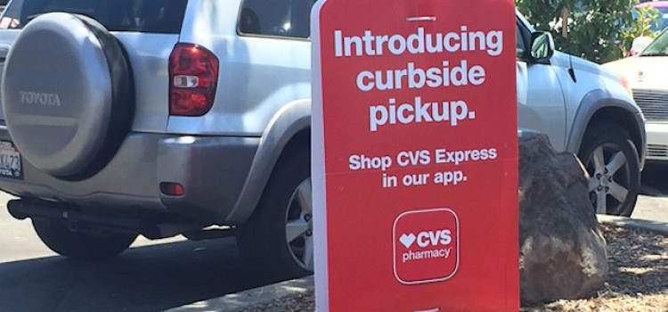 CVS goes national with Curbside Pickup