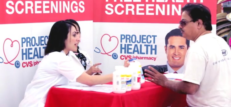 CVS Project Health campaign gets under way