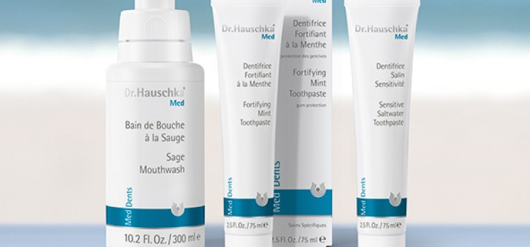Dr. Hauschka enters oral care category