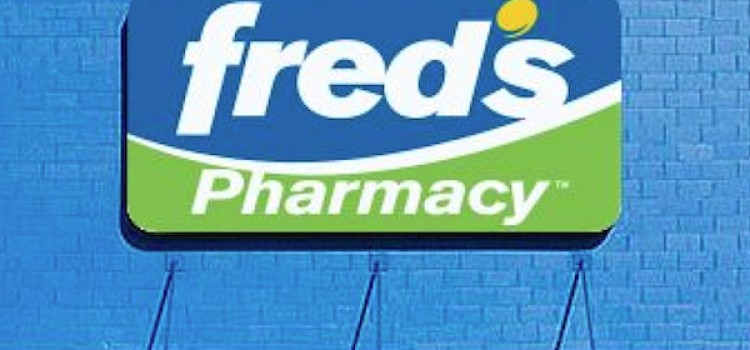 Fred's Pharmacy records 1Q net loss