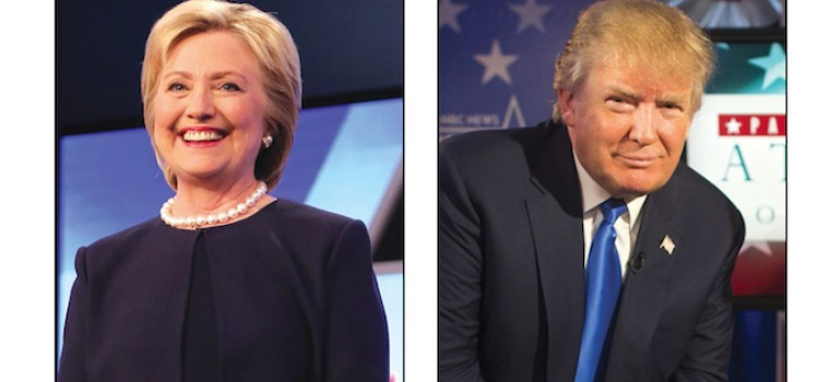 Trump, Clinton part ways on health care policy