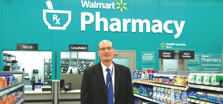 Walmart makes health care a strategic pillar