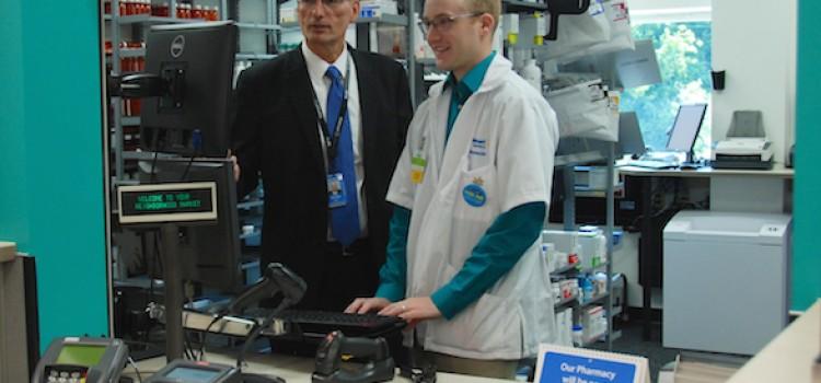Exec: Walmart took 'new approach' for generics sourcing