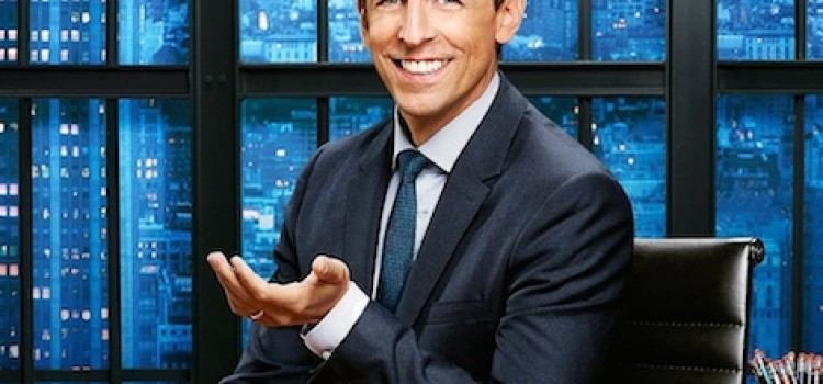 Seth Meyers to headline NACDS Foundation Dinner