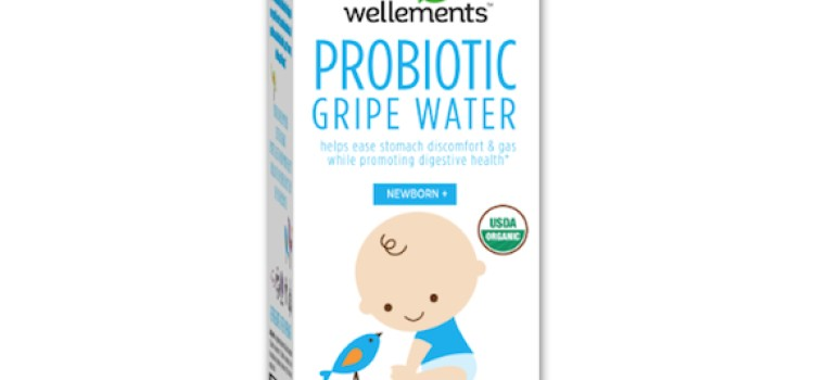 Wellements Probiotic Gripe Water rolls out at Walgreens