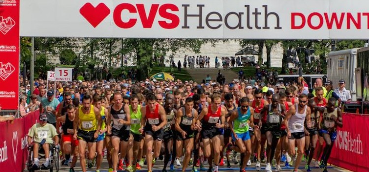 CVS Health Downtown 5K draws thousands