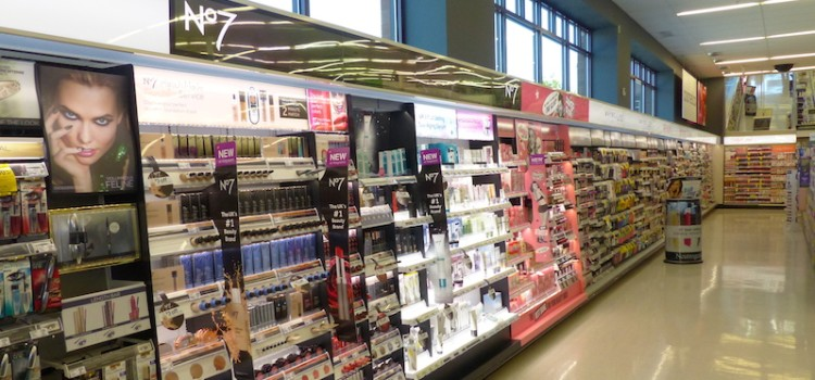 Walgreens upping ante in beauty