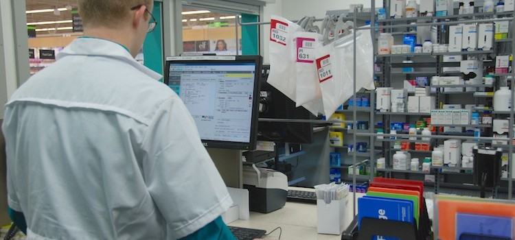Pharmacy part of Walmart big data plan