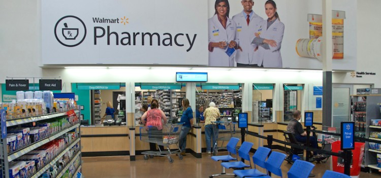 Walmart zeroes in on health, wellness