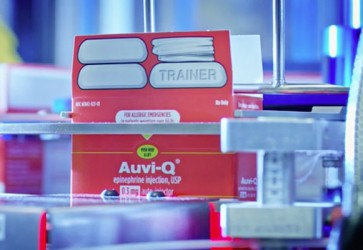 Kaleo set to bring back Auvi-Q epinephrine injector
