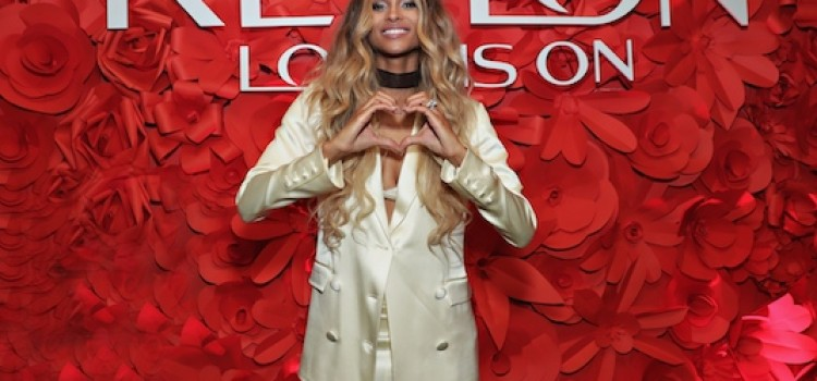 Ciara tabbed as Revlon global brand ambassador