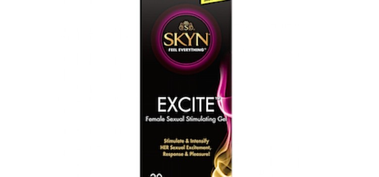 Ansell adds female stimulating gel to SKYN lineup