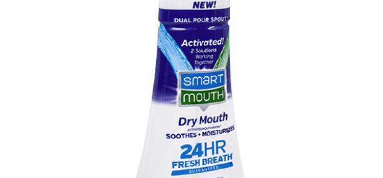 SmartMouth launches Dry Mouth Formula Oral Rinse