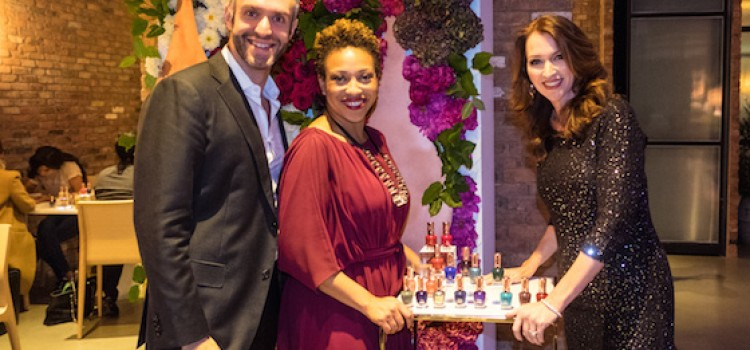 Hopes high for Coty's new Sally Hansen collection
