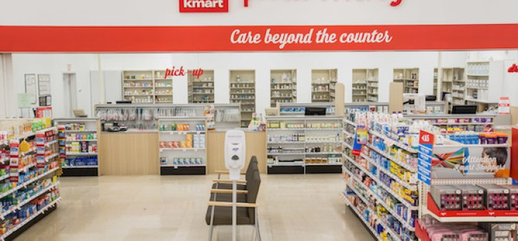 Kmart Pharmacy highlights preferred status in Part D