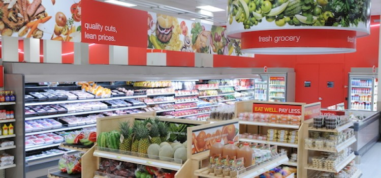 Target grocery chief to depart