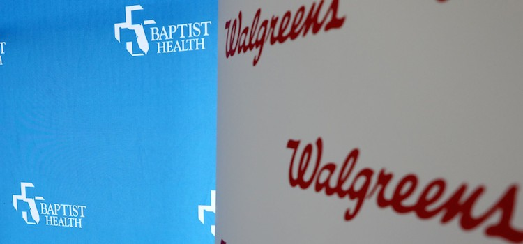 Health system outsources pharmacy to Walgreens