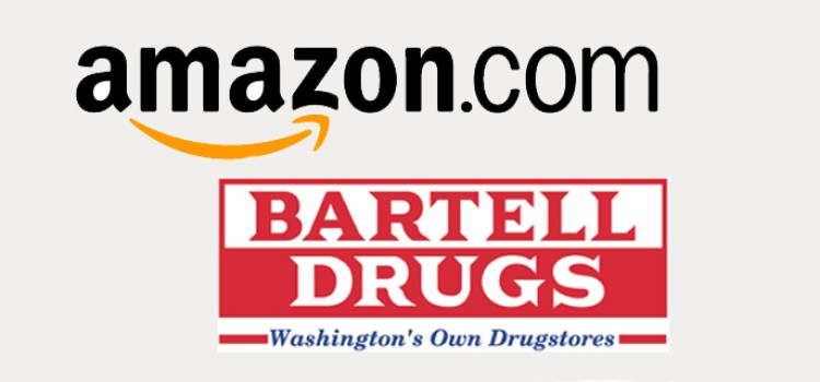 Amazon to offer delivery from Bartell Drugs