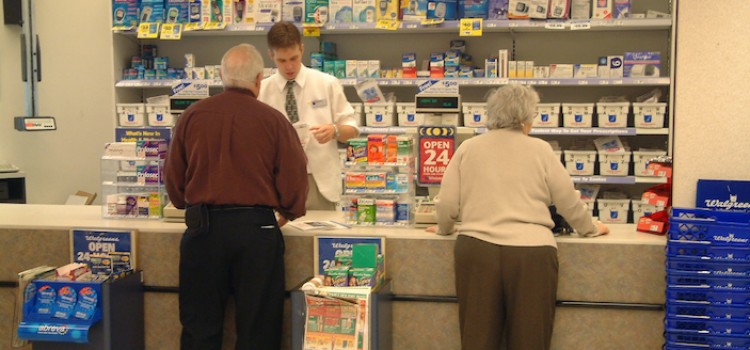 Walgreens locations to give seniors tips to avoid injury from falls