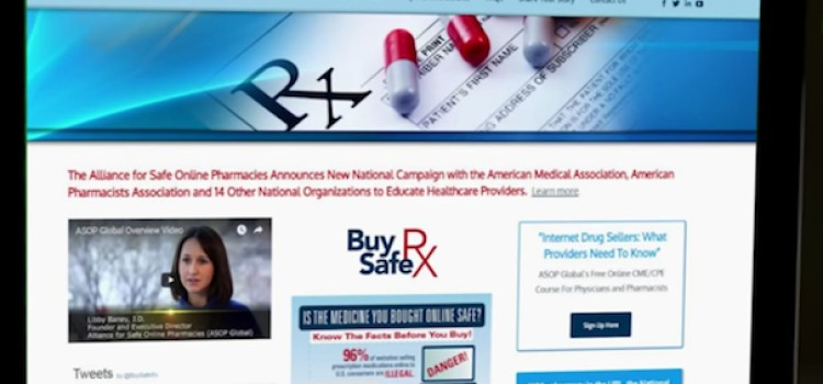 ASOP leads effort targeting illegal online pharmacies