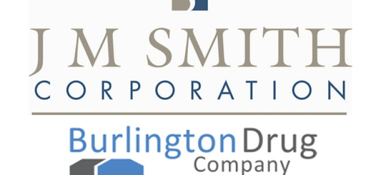 J M Smith to acquire Burlington Drug