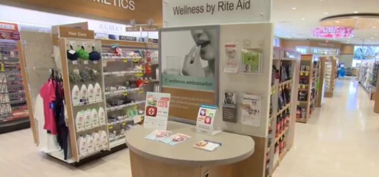 Rite Aid rolls ahead with the Wellness Store