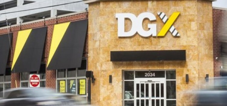 Dollar General debuts DGX small-format store