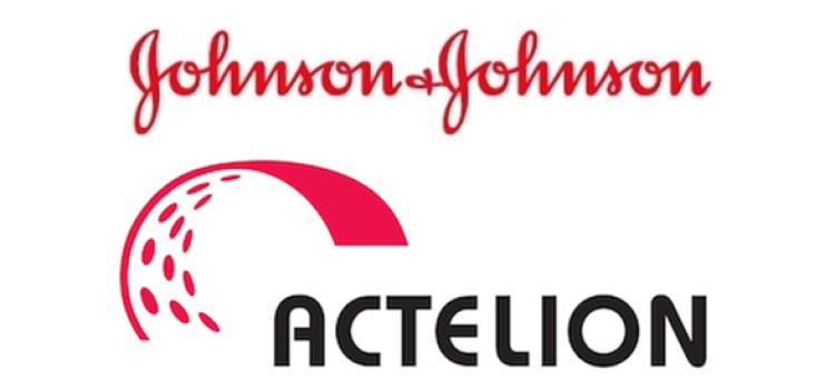 Johnson & Johnson to buy Actelion for $30 billion