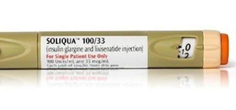 Sanofi launches Soliqua 100/33 insulin pen