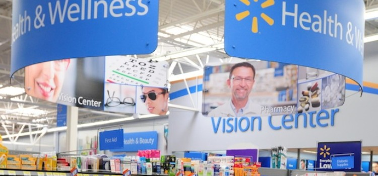 Walmart enlists payment tool to spur health incentives