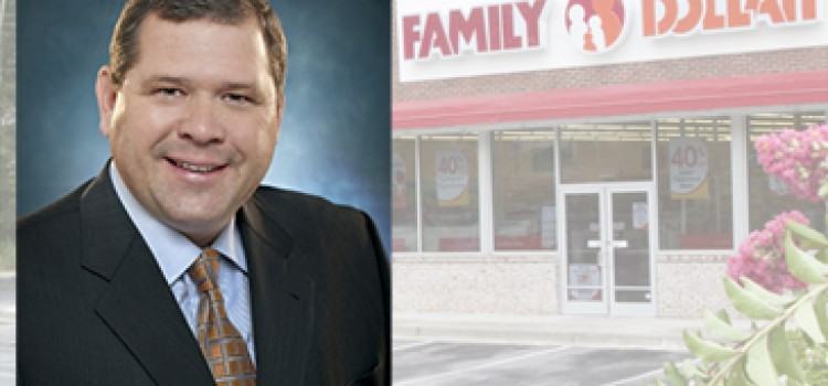 Mac Naughton to head Family Dollar