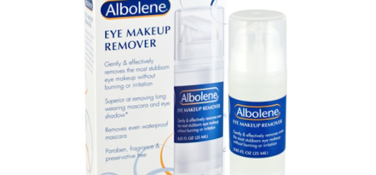 Clarion adds eye makeup remover to Albolene brand