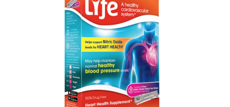 Lifes2good grows distribution for heart health supplement