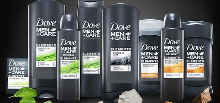Dove Men+Care unveils Elements collection