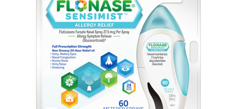 GSK adds Flonase Sensimist to OTC allergy spray lineup