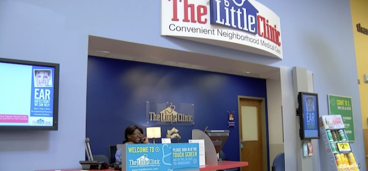 The Little Clinic earns gold seal of approval for retail health care