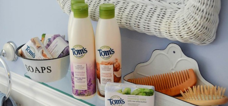 Tom's of Maine to donate $1 million to protect freshwater