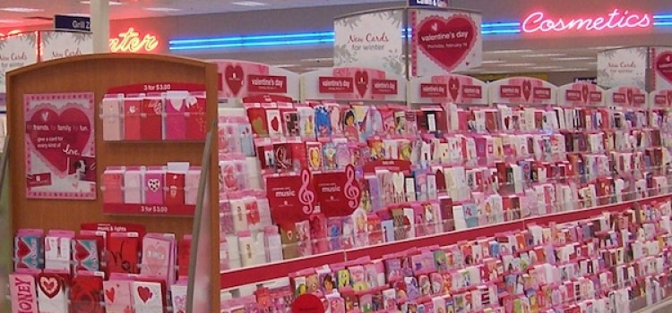 Valentine's Day shopper spending to dip