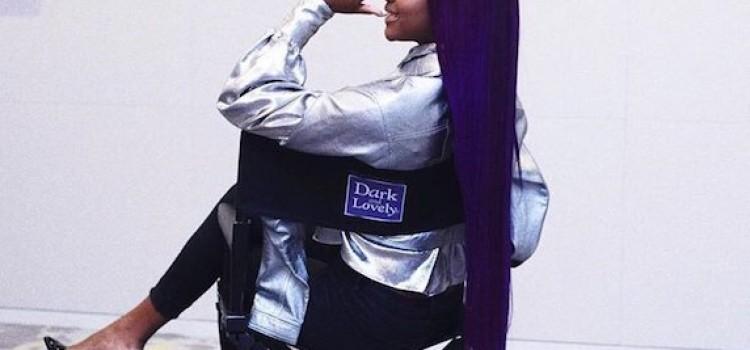 Dark and Lovely names Justine Skye as ambassador
