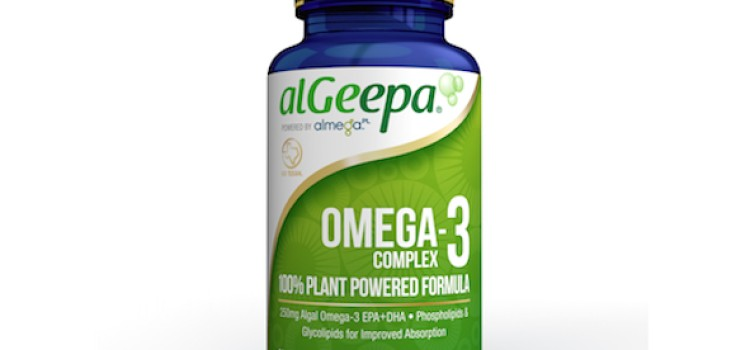 Qualitas alGeepa omega-3 supplement to debut at H-E-B
