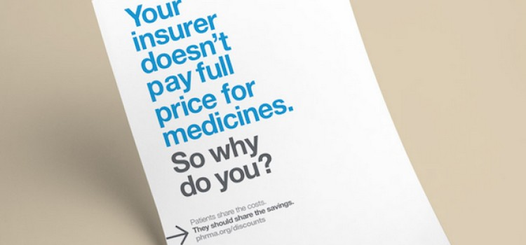 PhRMA campaign takes aim at negotiated Rx rebates