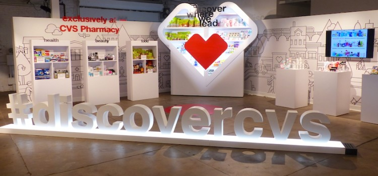 CVS showcases new front-of-store experience