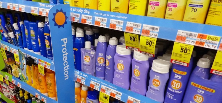 CVS Pharmacy sharpens focus on skin health