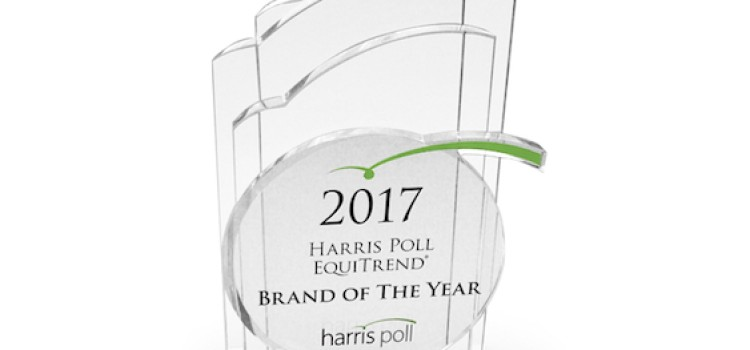 Hallmark named greeting card brand of the year