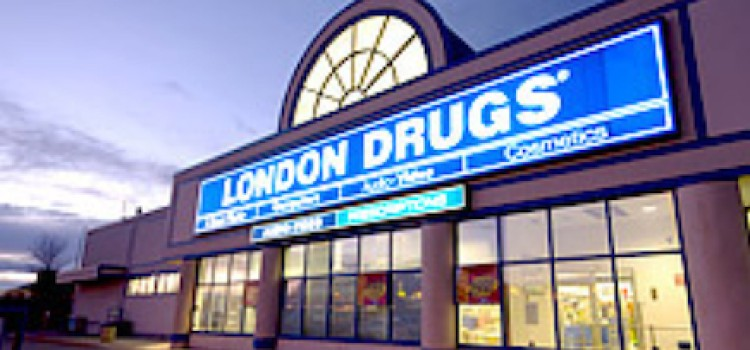 London Drugs offering help to restaurants in Western Canada impacted by COVID-19 restrictions